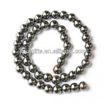 10MM Hematite loose round beads for jewelry